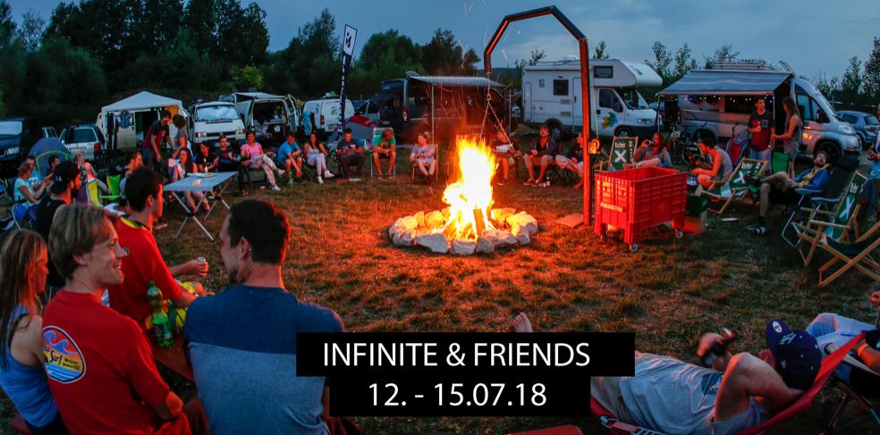 INFINITE & FRIENDS 2018