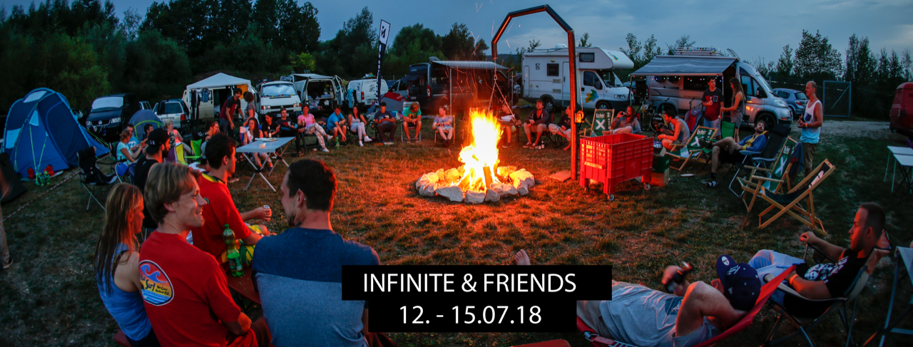 INFINITE & FRIENDS 12.-15.07.18