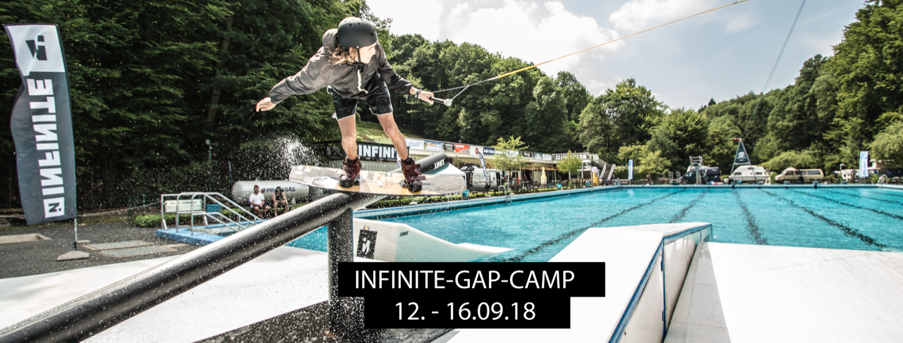 INFINITE -GAP-CAMP 12.-16.09.18