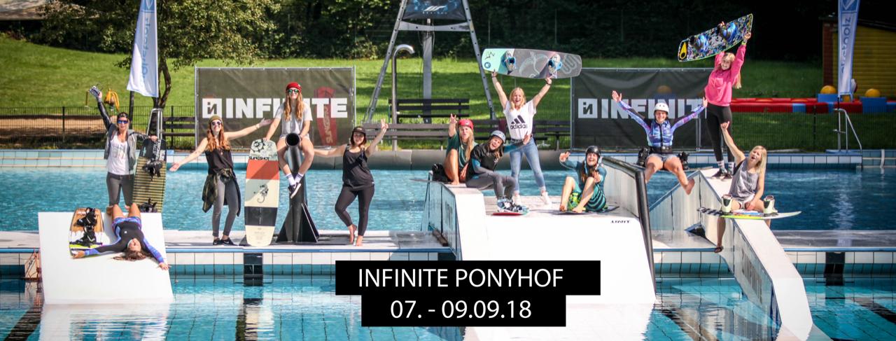 INFINITE PONYHOF 07.-09.09.18